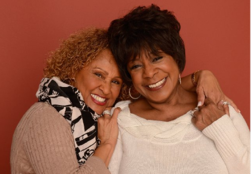 Darlene Love and Merry Clayton