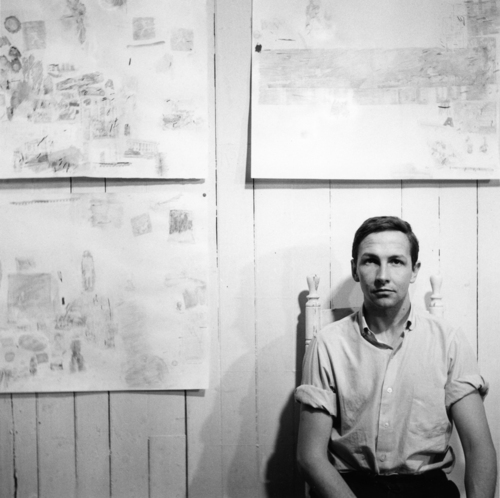 Happy birthday Robert Rauschenberg