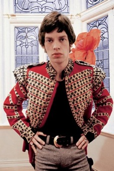 Mick Jagger in 1967