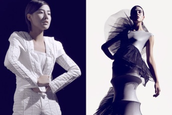 IFA Shanghai Fashion School x2