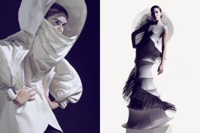 IFA Shanghai Fashion School x3