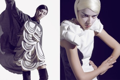 iFA Shanghai Fashion School x4