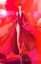 Karlie Kloss in Donna Karan 30th Anniversary Show.