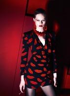 Lara Stone for Vogue Paris March 2014