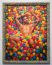 """Marc Jacobs in Pierre and Gilles' """"Funny Balls"""" at the Armory Art Show, photographed by Rebecca smeyne."""