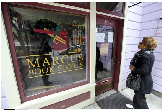 Marcus Bookstore SF