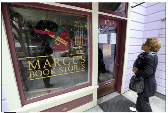 Marcus Bookstore SF