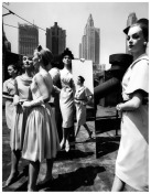 William Klein - Mirrors on the Roof (1959)