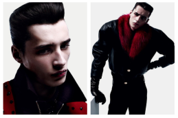 Adrien Sahores photographed by Catherine Servel for Document Journal Fall 2012