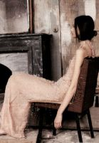 Deborah Turbeville for Vogue Russia