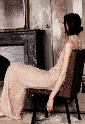 Deborah Turbeville for Vogue Russia