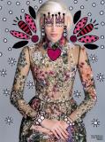 Devon Windsor photographed by Jacques Dequeker for Vogue Brazil September 2014 x10