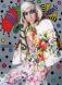 Devon Windsor photographed by Jacques Dequeker for Vogue Brazil September 2014 x3