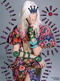 Devon Windsor photographed by Jacques Dequeker for Vogue Brazil September 2014 x9