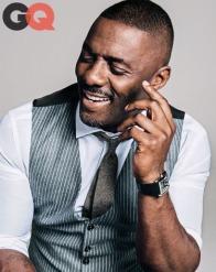 Idris Elba for GQ October 2013.