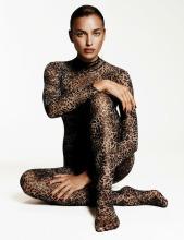 Irina Shayk by Paola Kudacki for Vogue Spain, September 2014.