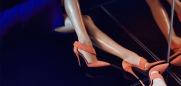 Narciso Rodriguez's 'Camilla' Suede Pumps.