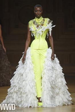 Serkan Cura Couture Fall 2014