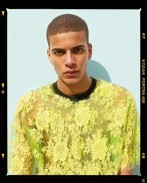 Zakaria Khiare shot by Hayley Louisa for Luurve Magazine x1
