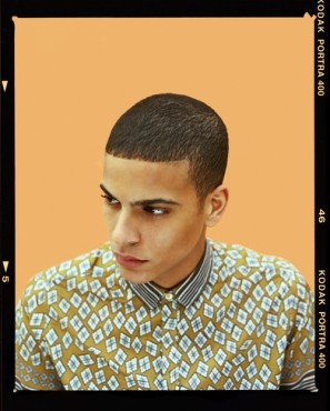 Zakaria Khiare shot by Hayley Louisa for Luurve Magazine x2