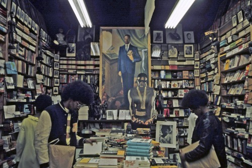 Harlem Book Store_1970