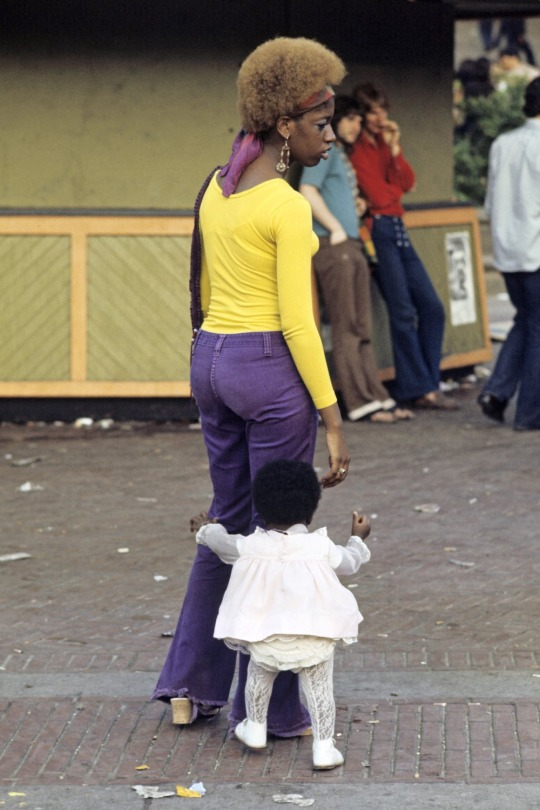 Mother and Child in Harlem_1970
