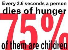 hungry children x3